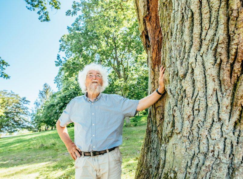 30 Jahre Schutzgebiete auf Rügen: Prof. Knapp im Interview