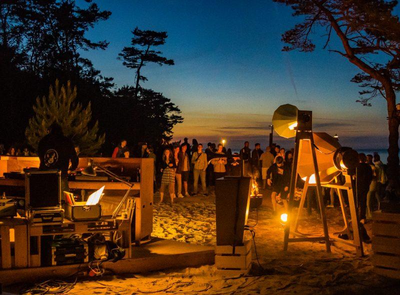 Insel klingt gut: Strandklangkultur am Selliner Südstrand