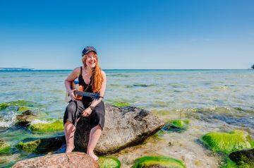 Meereslauschen: Die Musikerin Marie Gunst im Portrait